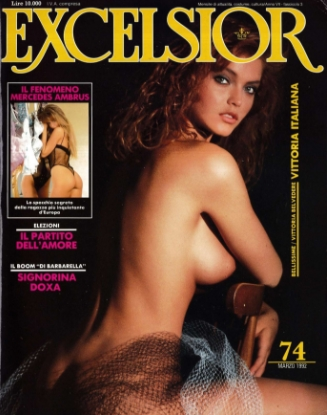 Excelsior- Nr 74 March 1992