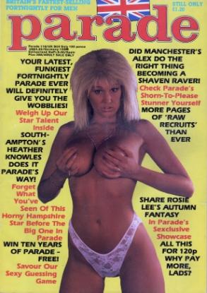 Parade - No 116 (1989)