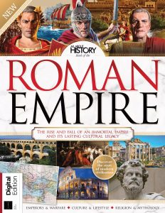 All About History Book Of The Roman Empire – 5th Edition, 2021
