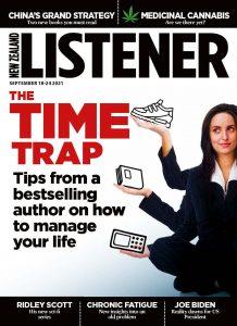 New Zealand Listener – September 18, 2021
