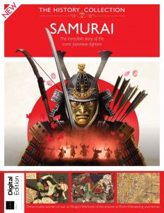 The History Collection Book of the Samurai – Issue 49, 2021